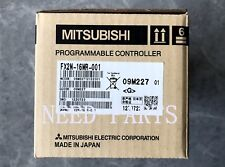 FX2N-16MR-001 FX2N16MR001 Mitsubishi PLC New In Box #FP