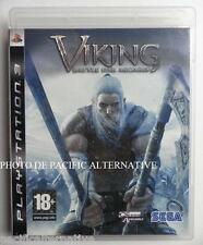 OCCASION jeu VIKING BATTLE FOR ASGARD sur playstation 3 PS3 francais action TBE
