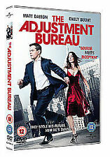 The Adjustment Bureau (DVD, 2011)