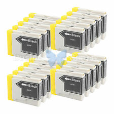 20 BLACK LC51 Ink Cartridge for Brother MFC-3360C MFC-240C MFC-440CN LC51 LC51BK