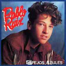 PABLO RUIZ CD - Espejos Azules * New, Factory Sealed  Original 1990 EMI Latin CD