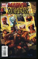 MARVEL ZOMBIES versus ARMY OF DARKNESS #1-5 NEAR MINT COMPLETE SET 2007
