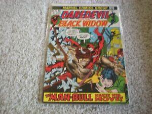 Daredevil #95 (1964 Series) Marvel Comics 'App. Man-Bull' VF