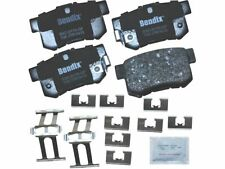 For 2002-2004 Honda CRV Brake Pad Set Rear Bendix 92991VG 2003