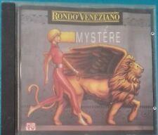 RONDO' VENEZIANO MYSTÈRE (CD) Ref 1332