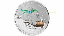 25 $ Dollar Winter Fun Winterspass Kanada Silber 2016