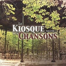 YVES MONTANTD, MAURICE CHEV...-Le Kiosque Aux Chansons: Vol. 1, Best Of F CD NEW