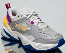 Nike M2K Tekno Women's Light Smoke Grey Photon Dust Lifestyle Sneakers Shoes