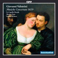 La Capella Ducale - Valentini Musiche Concertate 1619 [CD]