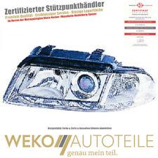 Scheinwerfer links für Audi A4 1016183 Diederichs
