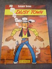 LUCKY LUKE DAISY TOWN - ED. ALESSANDRO - VOLUME BROSSURATO - 1987