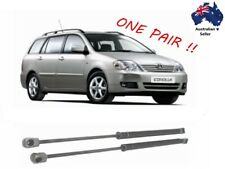 2 x NEW Gas struts suit Toyota Corolla WAGON 2001 - 2007 ZZE122R Conquest Ascent