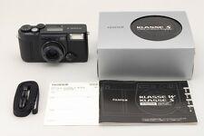 【Rare Brand New】Fujifilm Klasse S 35mm Black Camera 38mm f2.8 from Japan 270