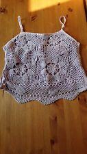 Crochet Vest Top