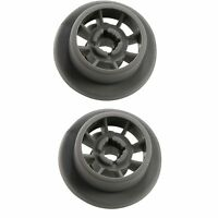 COMPATIBLE BOSCH NEFF SIEMENS DISHWASHER LOWER BASKET WHEEL RUNNER 165314 2 PACK