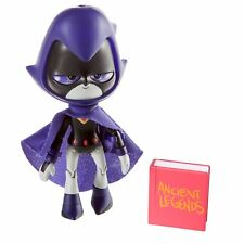 Teen Titans Go Raven w/ Ancient Spells Book figure Jazwares 24043
