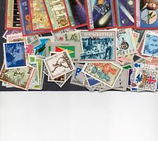 100 Different Worldwide Stamps With No Common For $1.50 (LIMIT OF ONE)