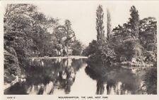 WOLVERHAMPTON (Staffordshire) : The Lake,West Park RP- MASON'S series