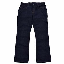 Tommy Hilfiger мужские джинсы расклешенные брюки низ повседневный верхняя одежда новая с ценниками