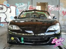 Fit Mazda MX5 MK2.5 NB FL Mazdaspeed Style Front Lip