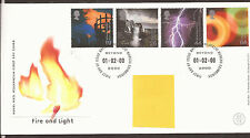 GB FDC 2000 Fire and Light