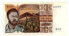 New listing Guinea Bissau … P-2 … 100 Pesos … 1975 … *Au-Unc*