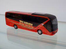 Rietze 73811 - 1:87 Bus - Neo Piano Tourliner 2016 Briglia Wüstenrot - Nuovo in