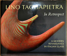 "2007 Lino Tagliapietra in Retrospect with DVD ""SIGNED"""