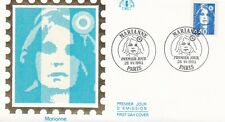 .FRANCE 1993 FDC MARIANNE YT 2822