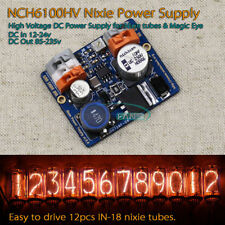 NCH6100HV High Voltage DC Power Supply Module For Tube Magic 12V 24V for 85-235V