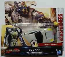 Hasbro C3133 Transformers The Last Knight Turbo Changer Cogman