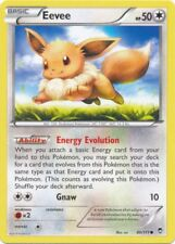 Pokemon: Eevee - 80/111 - Common - Reverse Holo - XY: Furious Fists