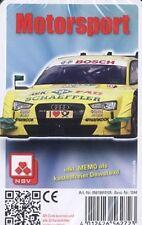 Fahrzeug-Quartett  ·  Motorsport  ·  32 Blatt Großformat · NEU/OVP