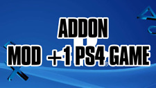 ADDON - MOD +1 PS4 GAME