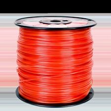 .095 5lb  Orange Round Commercial Trimmer Line Spool Roll/Echo Redmax Stih