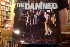 The Damned Machine Gun Etiquette LP sealed vinyl RE reissue
