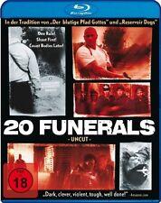 20 Funerals [Blu-ray](Uncut)(FSK 18 Sonderversand/NEU/OVP) Hiphop-Gangsterfilme