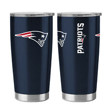 New England Patriots Travel Tumbler - 20oz Ultra [NEW] NFL Cup Mug Coffee