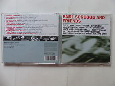 CD Album EARL SCRUGGS AND FRIENDS Various 170 189-2 Country