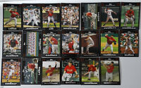 2007 Topps Series 1 & 2 Houston Astros Team Set of 20 Baseball Cards