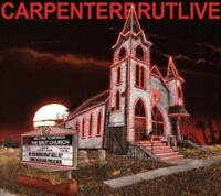 CARPENTER BRUT - CARPENTERBRUTLIVE [DIGIPAK] USED - VERY GOOD CD