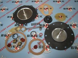 1939 Buick Fuel Pump Rebuilding Kit | Complete Kit | Double Action | Made in USA