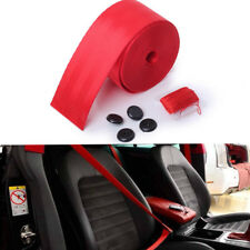 Auto Seat Belts Harness Racing Front 3 Point Safety Retractable Van Car Seat Lap