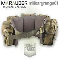 Marauder Airborne LRRP Webbing - British MTP Multicam - UK Made -Army / Military
