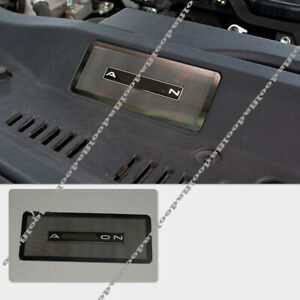 For Toyota Avalon 2019-2021 Engine Air Intake Dust Stuc Dustproof Cover Trims