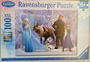 Ravensburger 100XXL Disney Frozen Jigsaw Puzzle Ages 6+