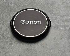 EX Genuine Canon FD C 55mm Snap-On Front Lens Cap S.C. S.S.C. Throwback  (#3021)