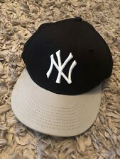 New Era New York Yankees equipo insignia 9 Fifty Youth boys cap-Gris, Talla-S-M