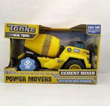 Hasbro Tonka Power Movers Cement Mixer Truck New