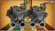 Suits Datsun A12 120Y 1200 - FAJS Twin 45 DCOE (Weber Copy) Sidedraft Carb. Kit